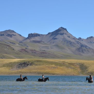 Horse Riding in Chile – Las tres Marias
